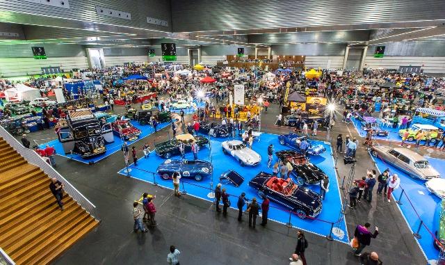 Eventos vi retro cl sica bilbao eventos del motor Conciertos bilbao 2016