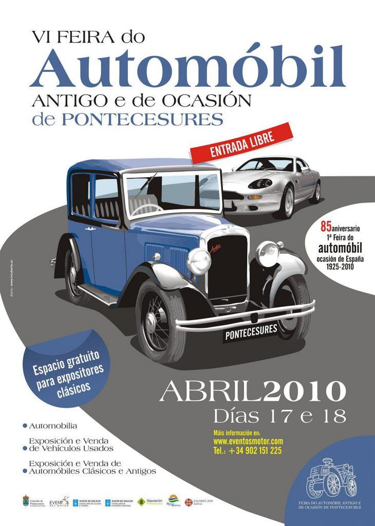 Feria do Automobil Antigo e de Ocasion de Pontecesures