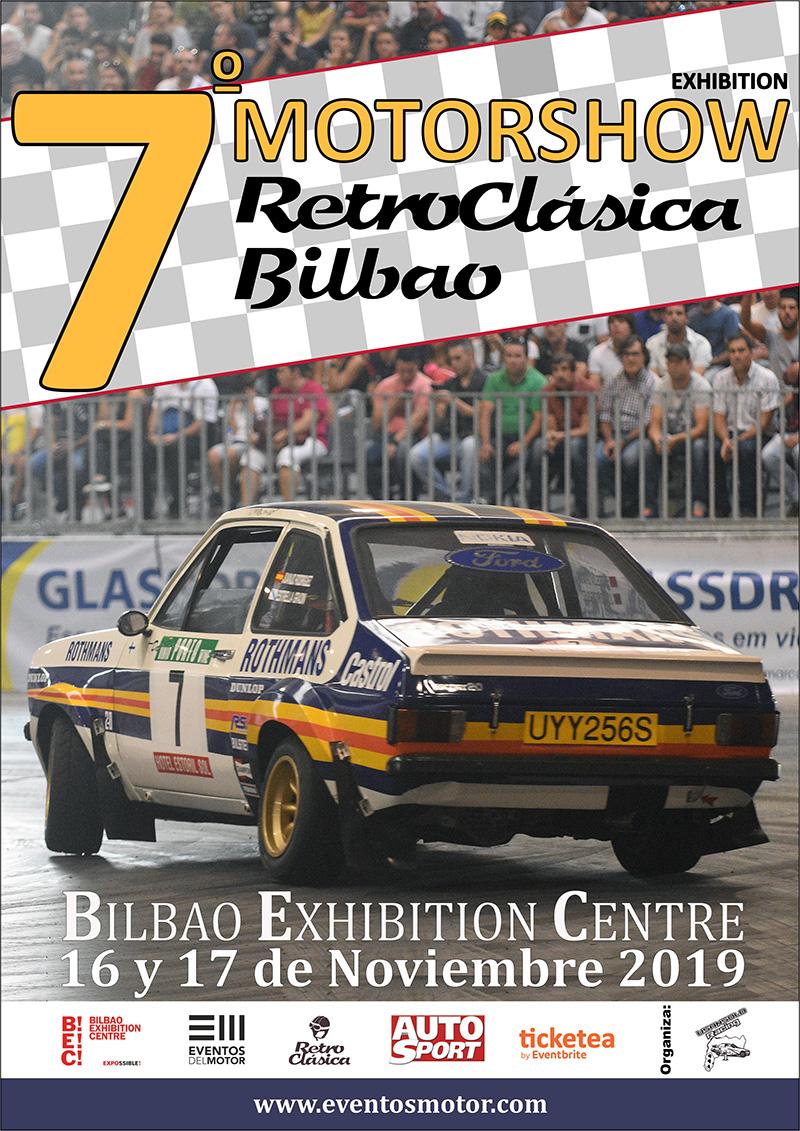 VII MotorShow Retro Clásica Bilbao