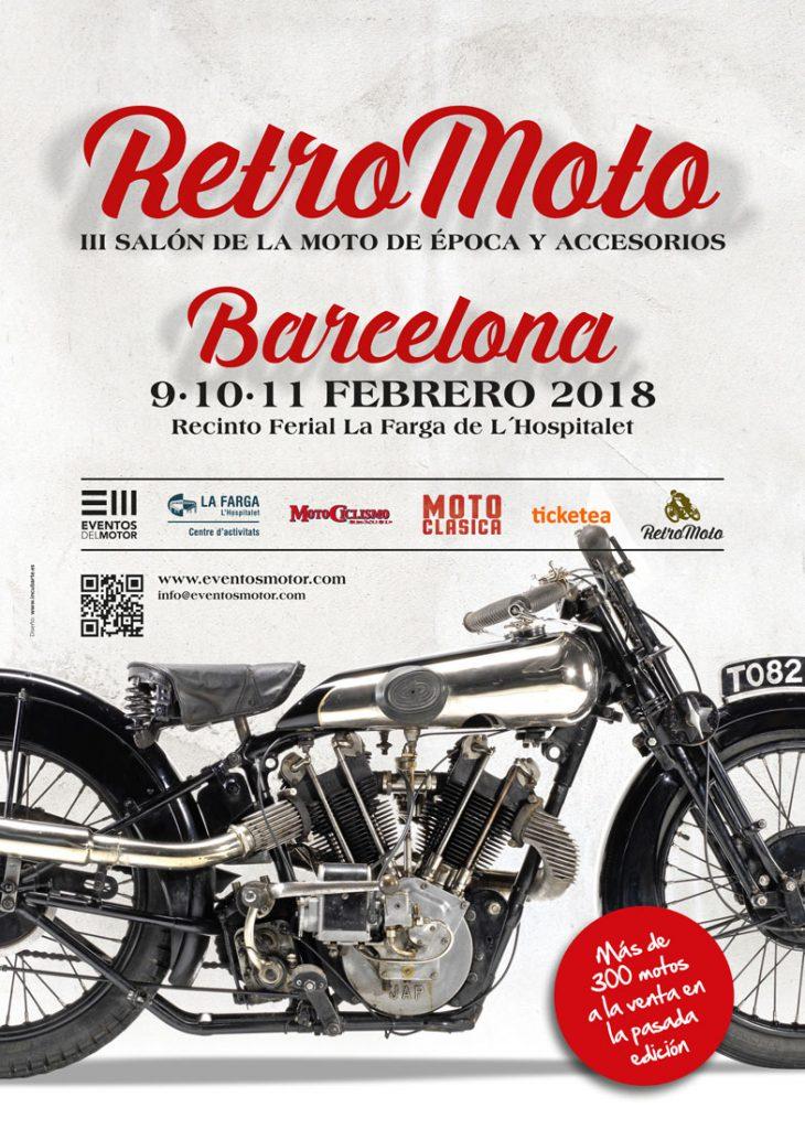 III RetroMoto Barcelona