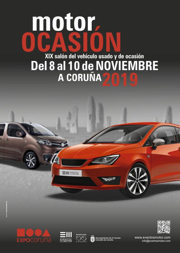 XIX MotorOcasión A Coruña