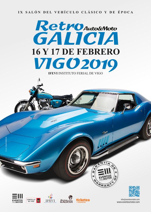 IX Retro Galicia-Vigo