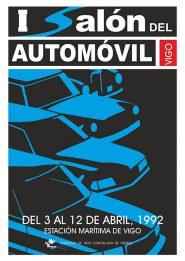 Salon del automóvil de Vigo 1992