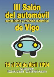 Salon del automóvil de Vigo 1994