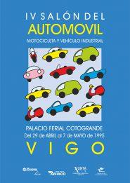 Salon del automóvil de Vigo 1995
