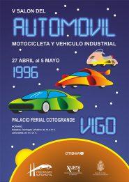 Salon del automóvil de Vigo 1996