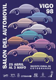 Salon del automóvil de Vigo 1998