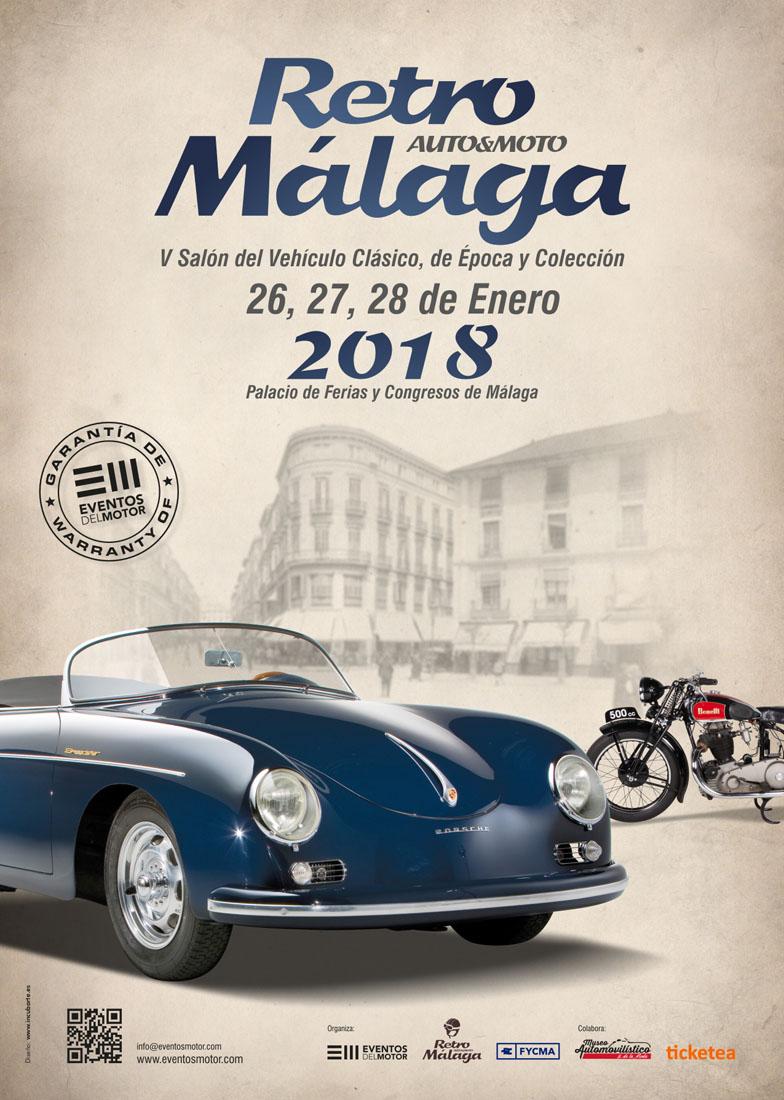 V Retro Málaga