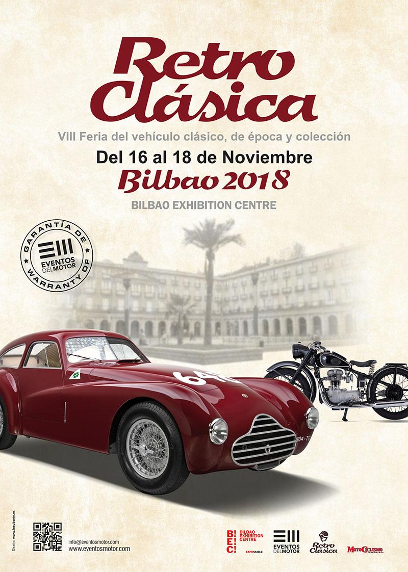 VIII Retro Clásica Bilbao
