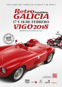 VIII Retro Galicia – Vigo