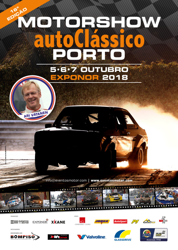 XVI MotorShow autoClássico Porto