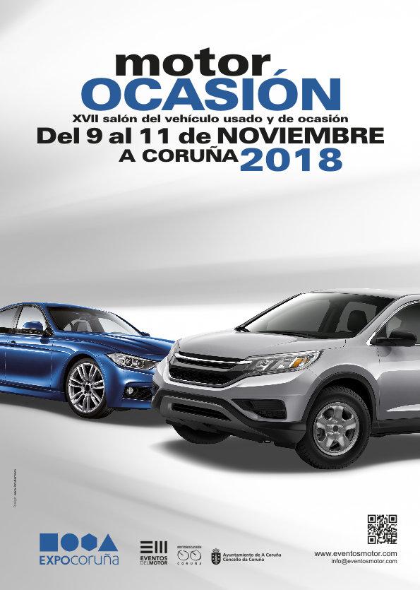 XVII Motorocasión A Coruña