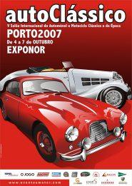 autoClássico Porto 2007