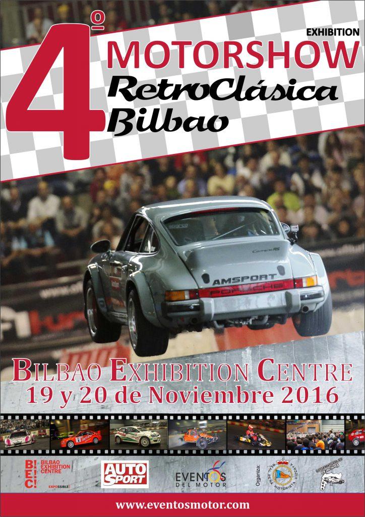 IV MotorShow Retro Clásica Bilbao