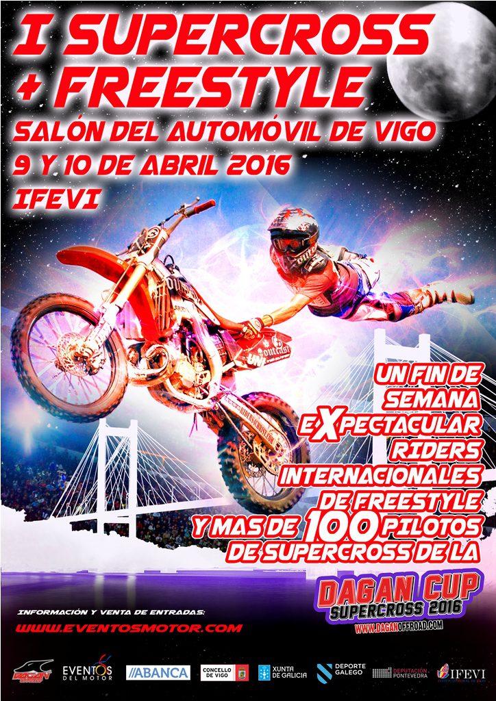 I Supercross & Free Style Salón Automóvil Vigo