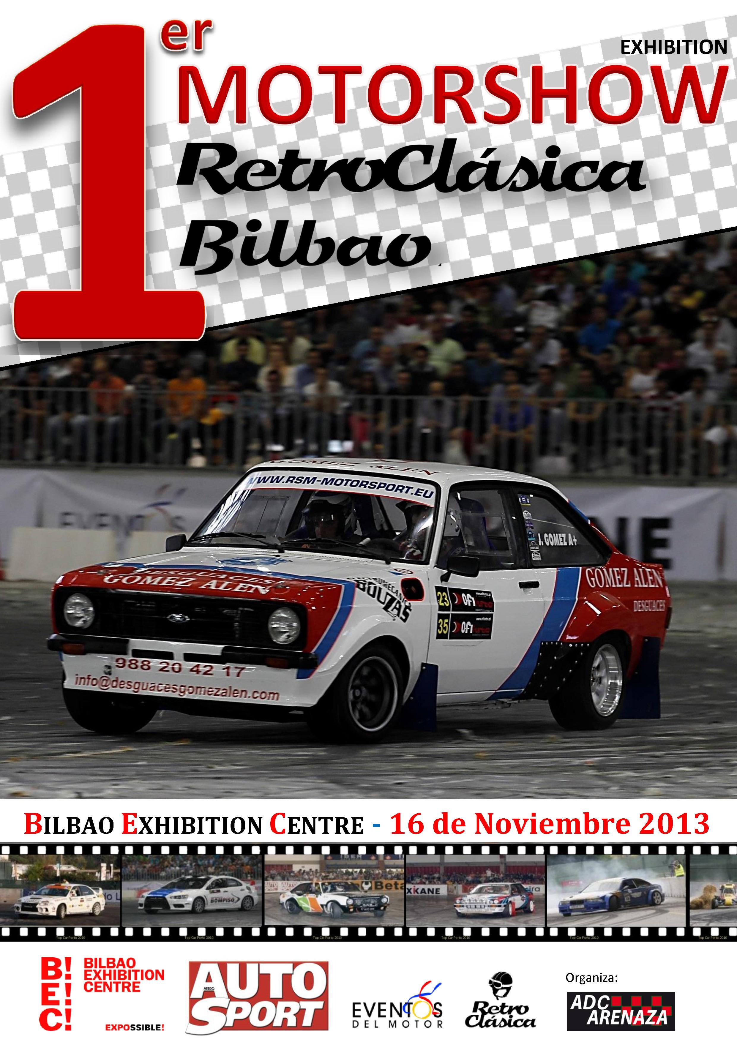 I MotorShow Retro Clásica Bilbao