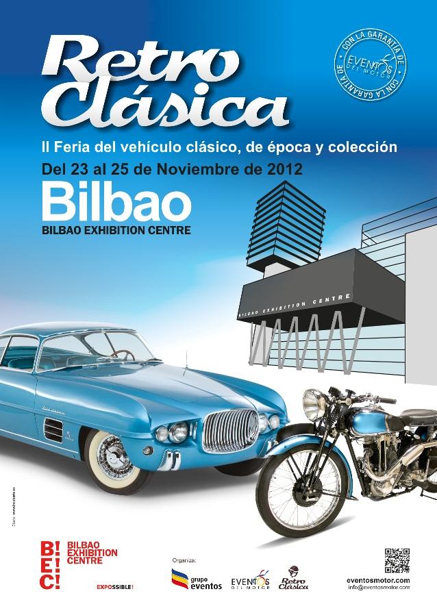 II Retro Clásica Bilbao