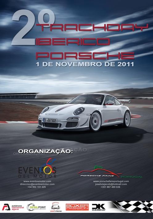 II Trackday Ibérico Porsche