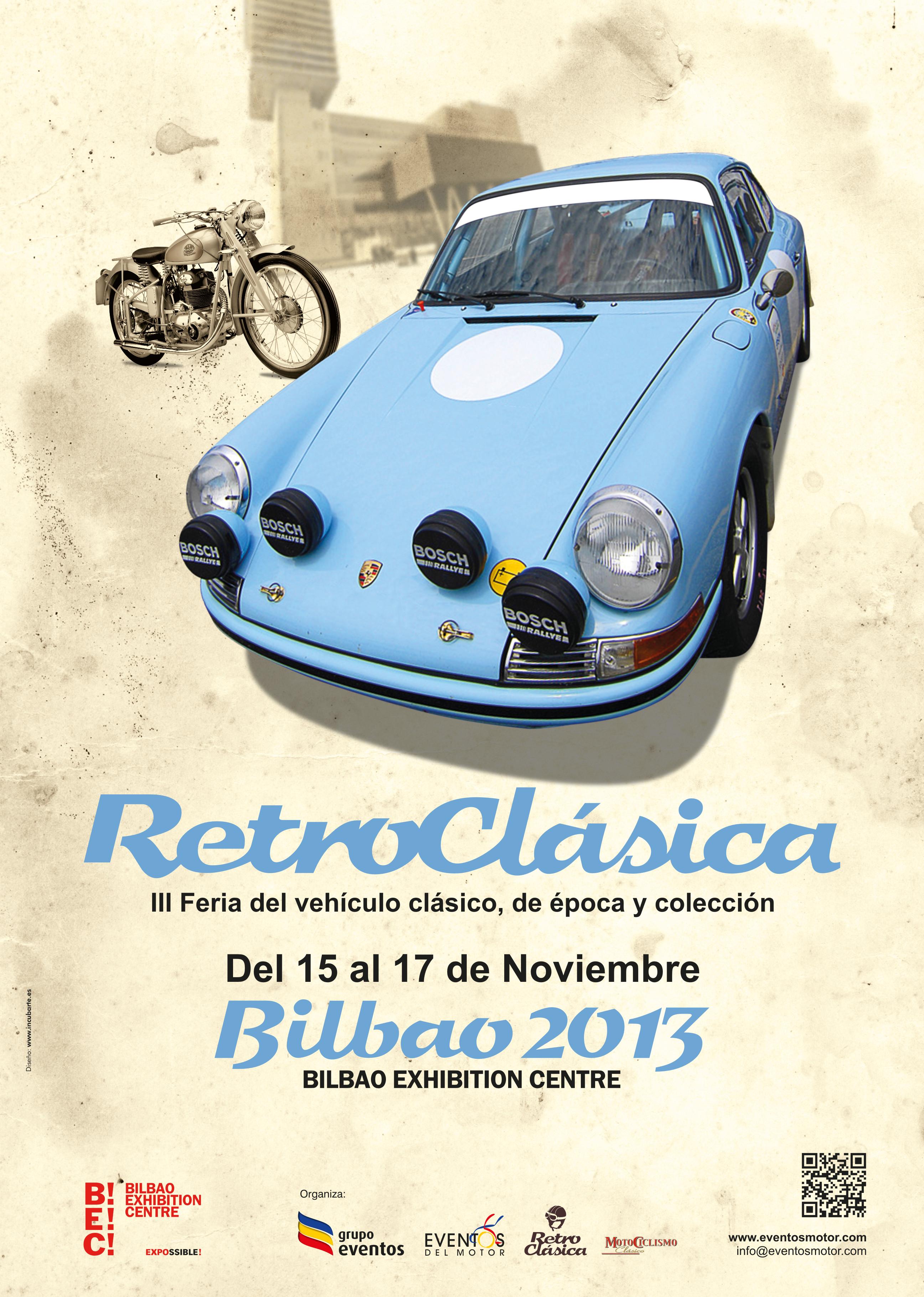III Retro Clásica Bilbao