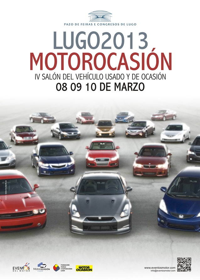 IV Motorocasión Lugo