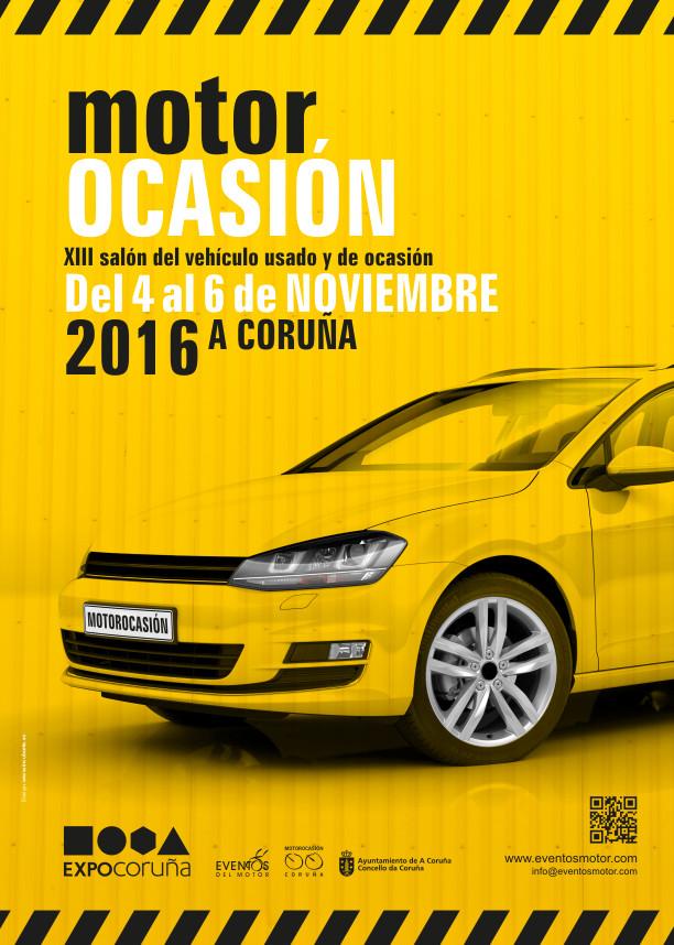 XIII Motorocasión A Coruña
