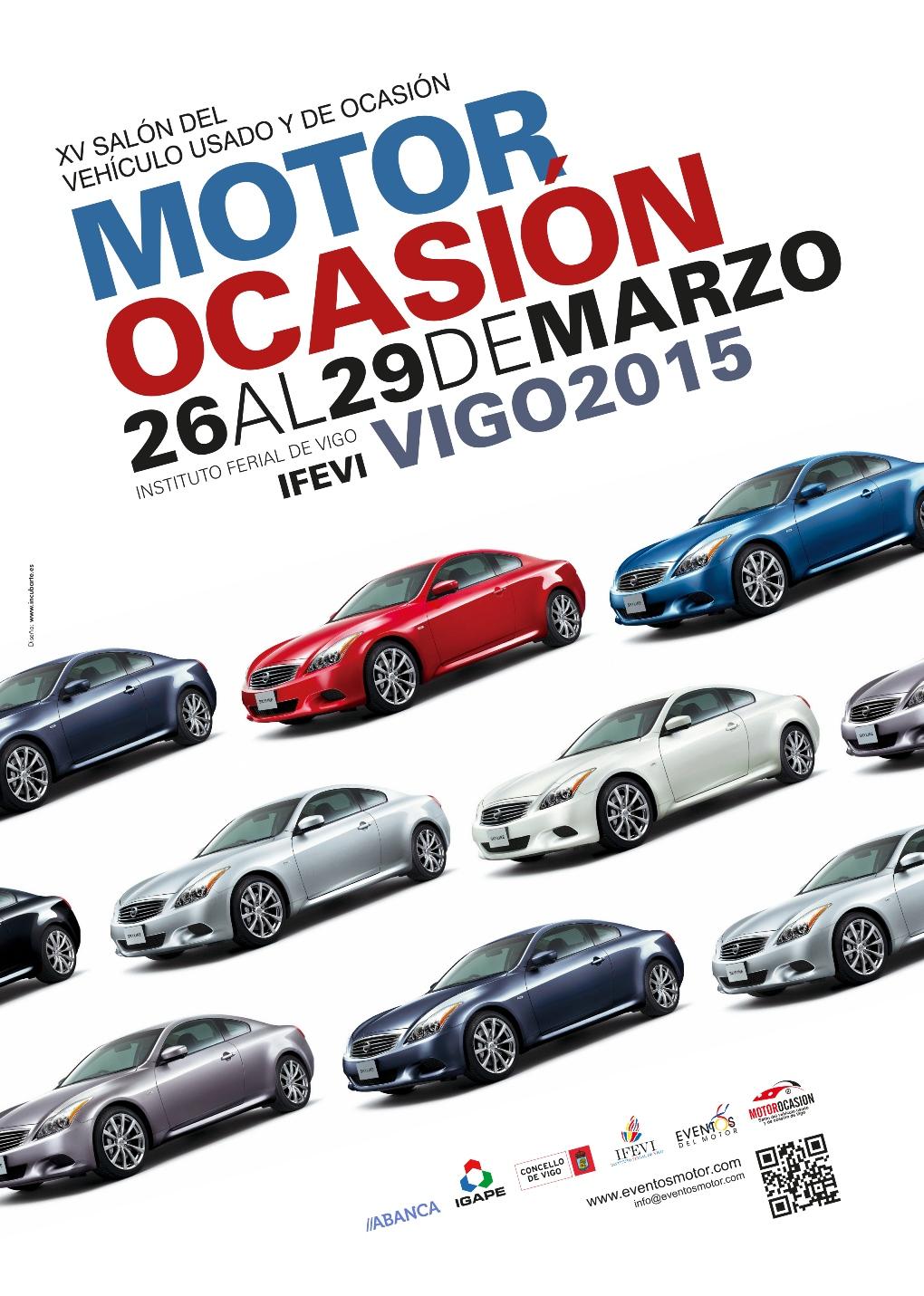 XV Motorocasión Vigo