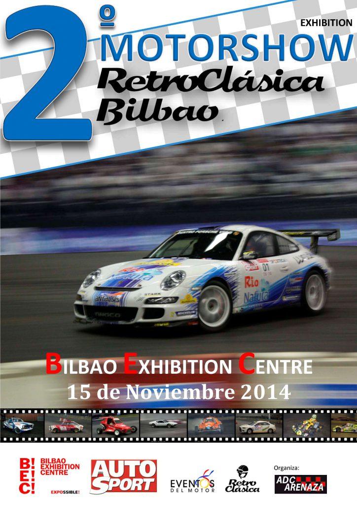 II MotorShow Retro Clásica Bilbao