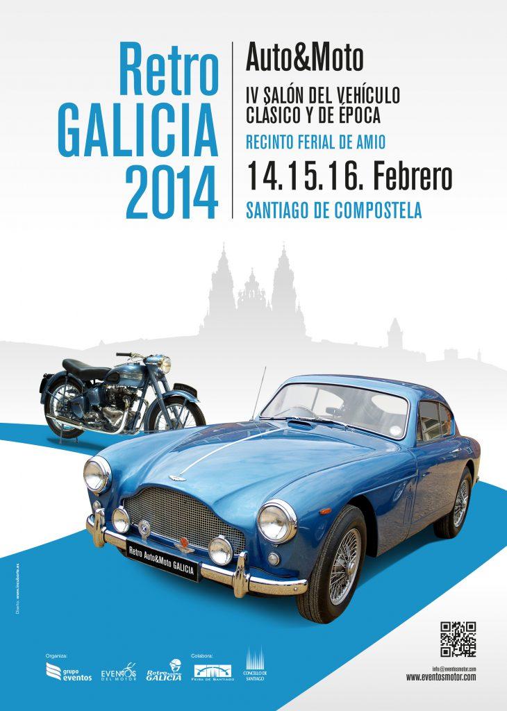 IV Retro Galicia