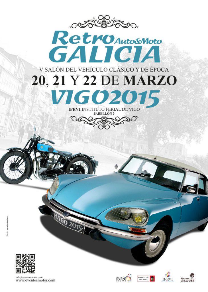 V Retro Galicia – Vigo