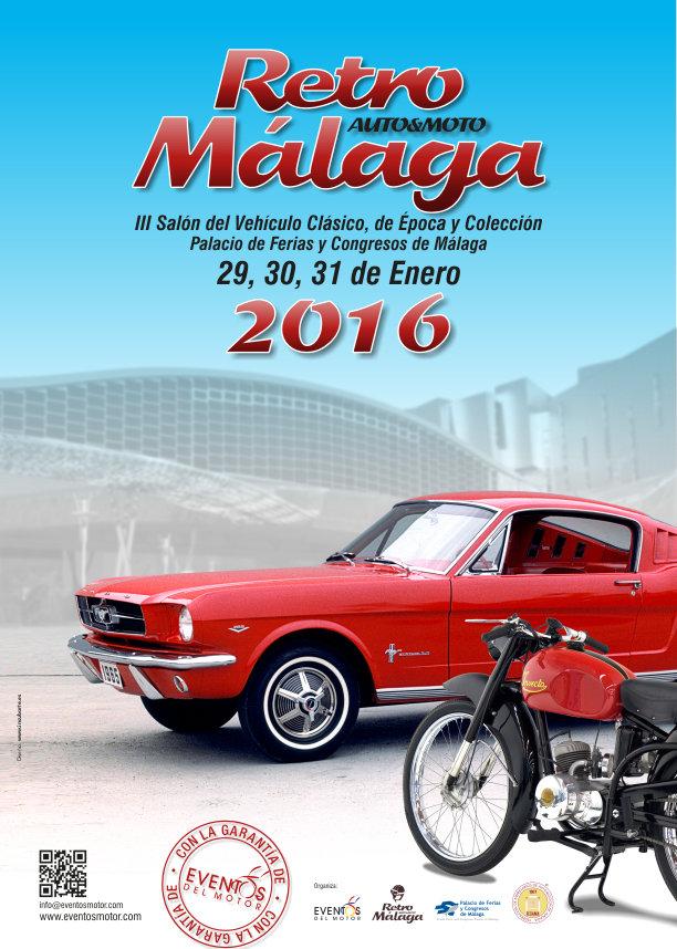 III Retro Málaga