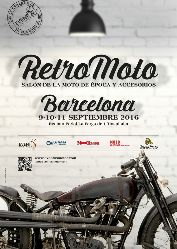 RetroMoto Barcelona