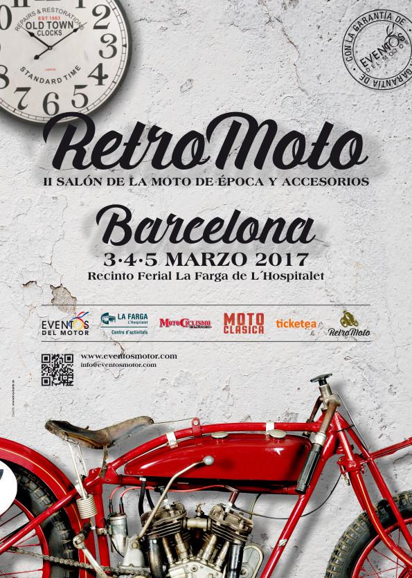 II RetroMoto Barcelona