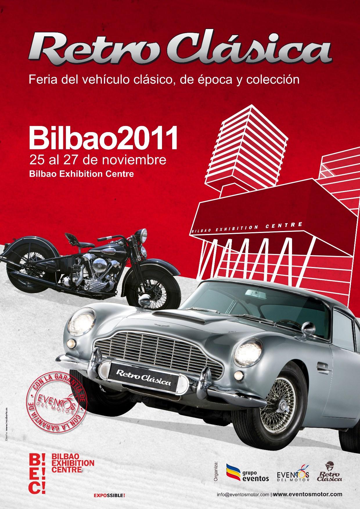 Retro Clásica Bilbao 2011