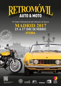 XV Retromóvil Madrid