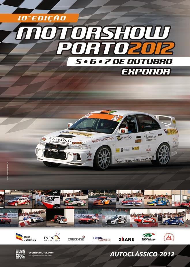 X MotorShow Porto