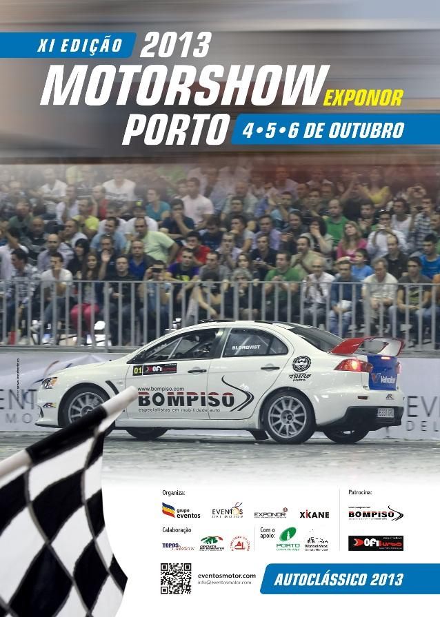 XI MotorShow Porto