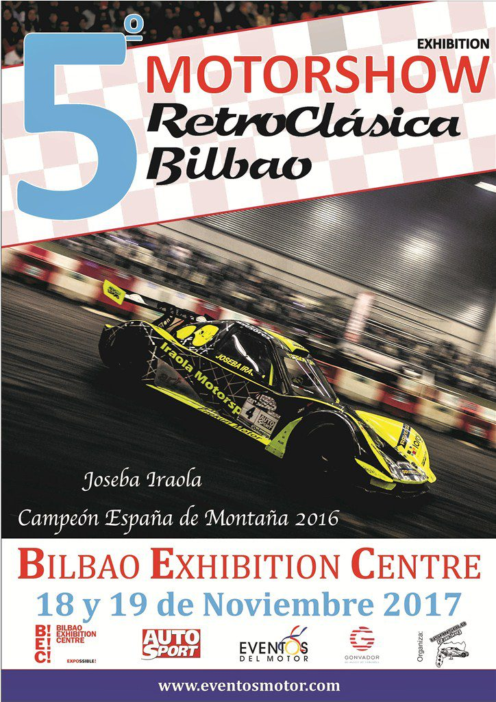 V MotorShow Retro Clásica Bilbao
