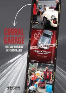 Corral Garage Retroclasica Bilbao