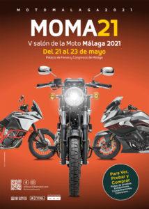 MOMA 2021 – V Salón de la moto de Málaga