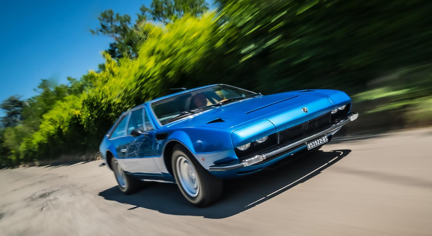 Lamborghini Jarama, 50 años de historia - Eventos Motor