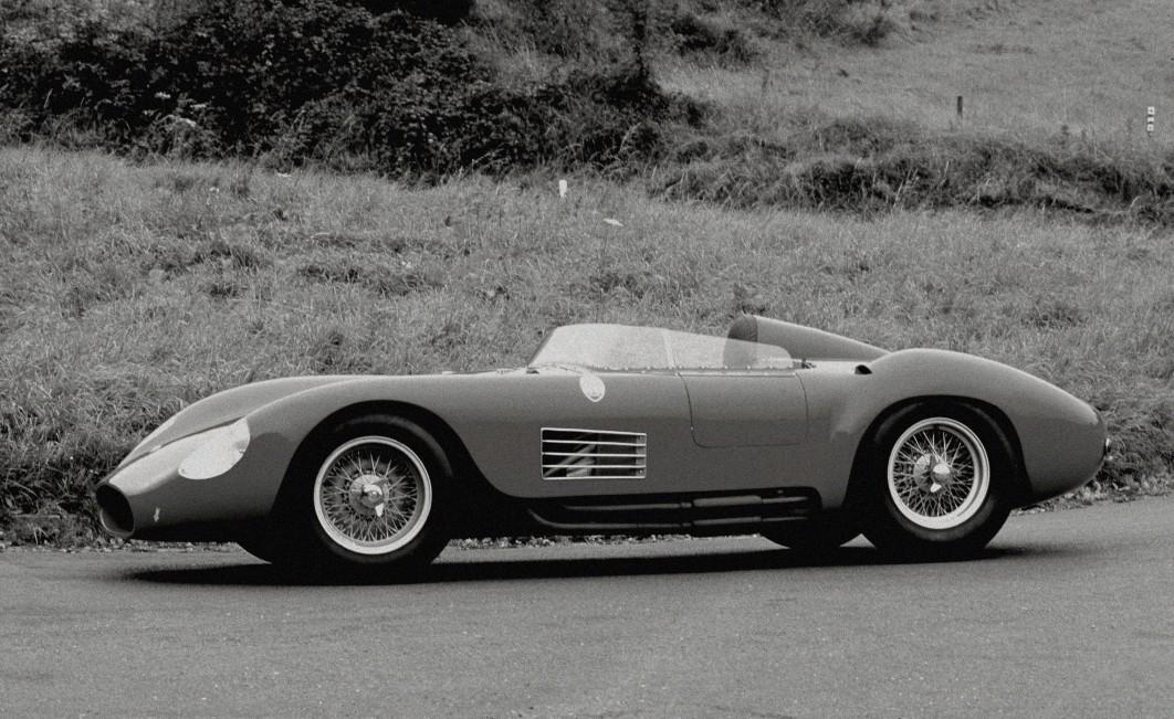 Maserati 300S, embajador en Las Américas - Eventos Motor