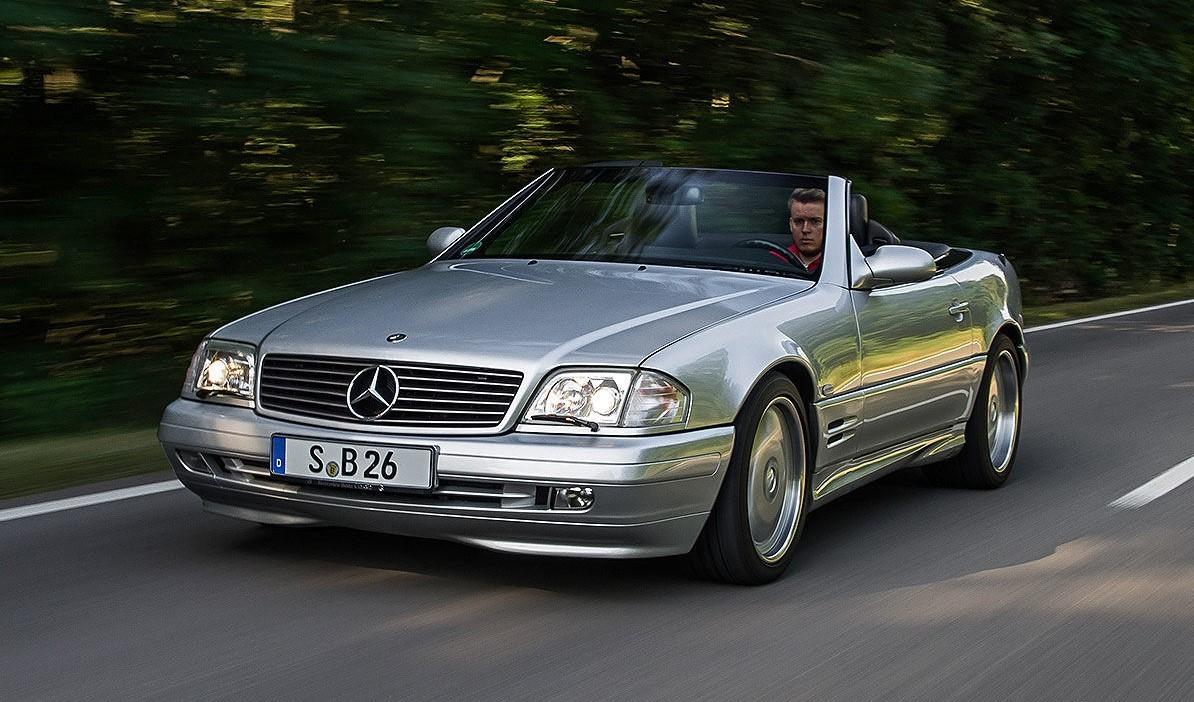 Mercedes SL73 AMG, roadster con carisma - Eventos Motor