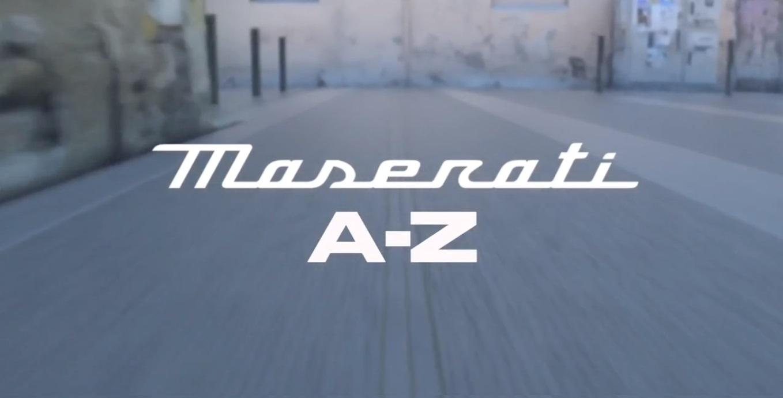 Maserati de la A a la Z celebra los 106 años de la marca