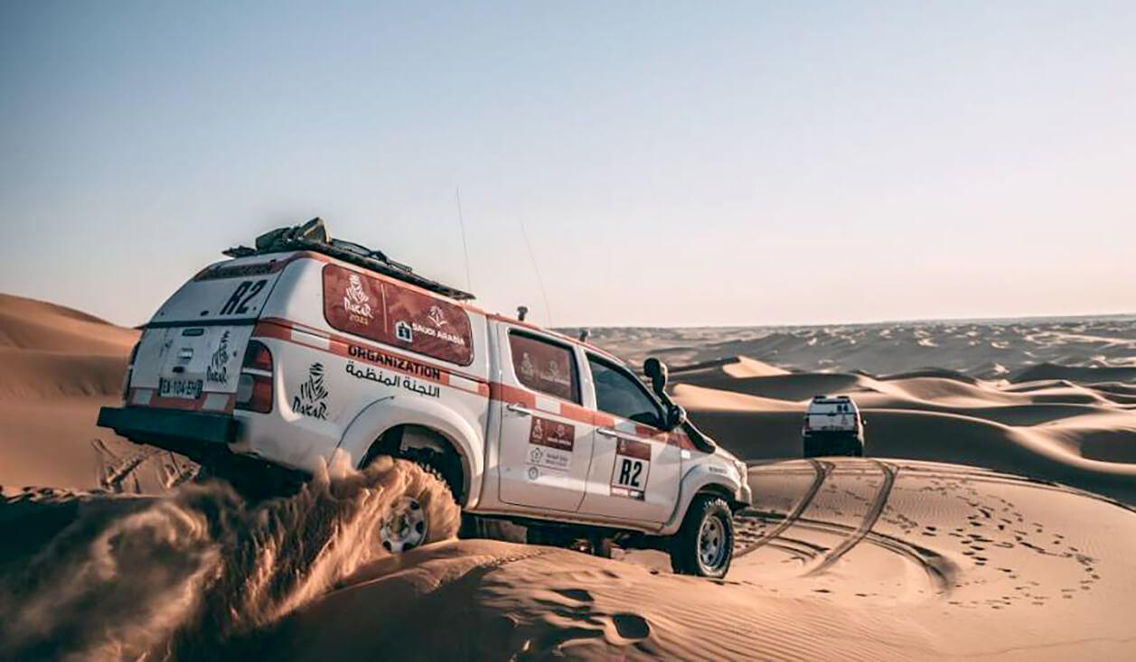 cómo y dónde ver Rally Dakar 2021