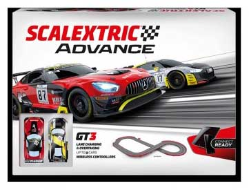 scalextric GT3 advance