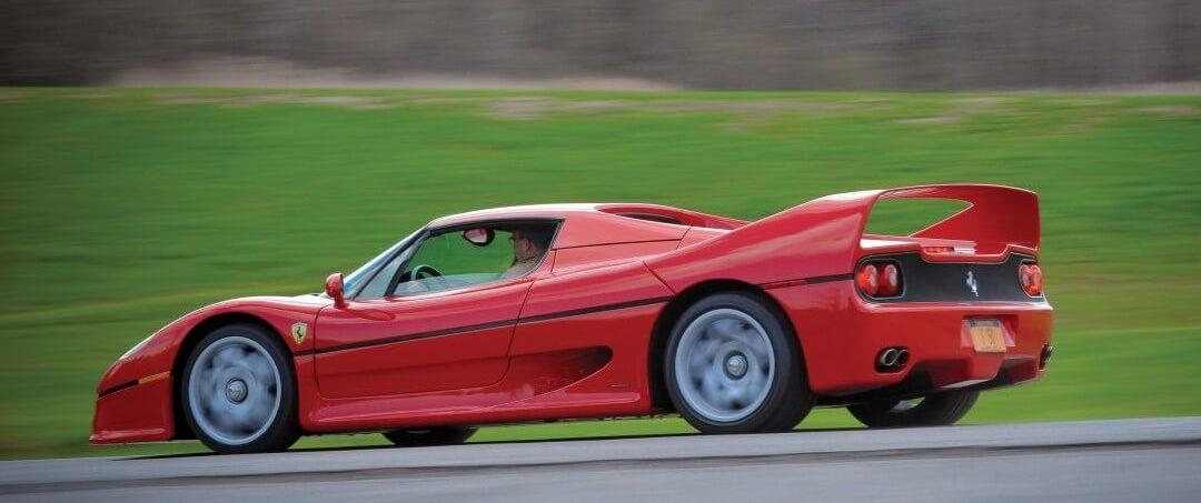Ferrari F50 Pre-serie