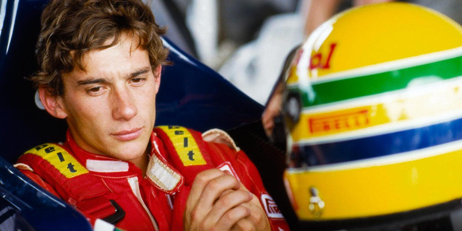 Aniversario Ayrton Senna