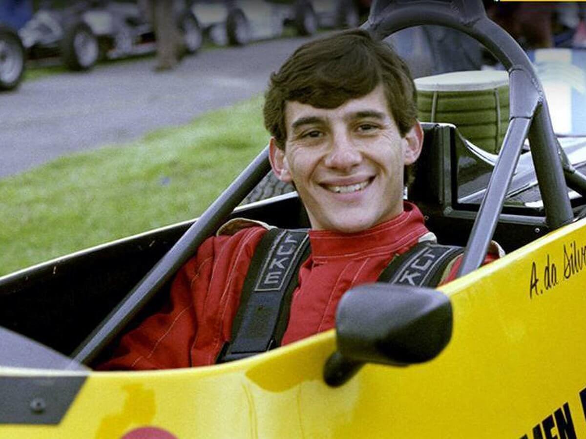La historia de Ayrton Senna