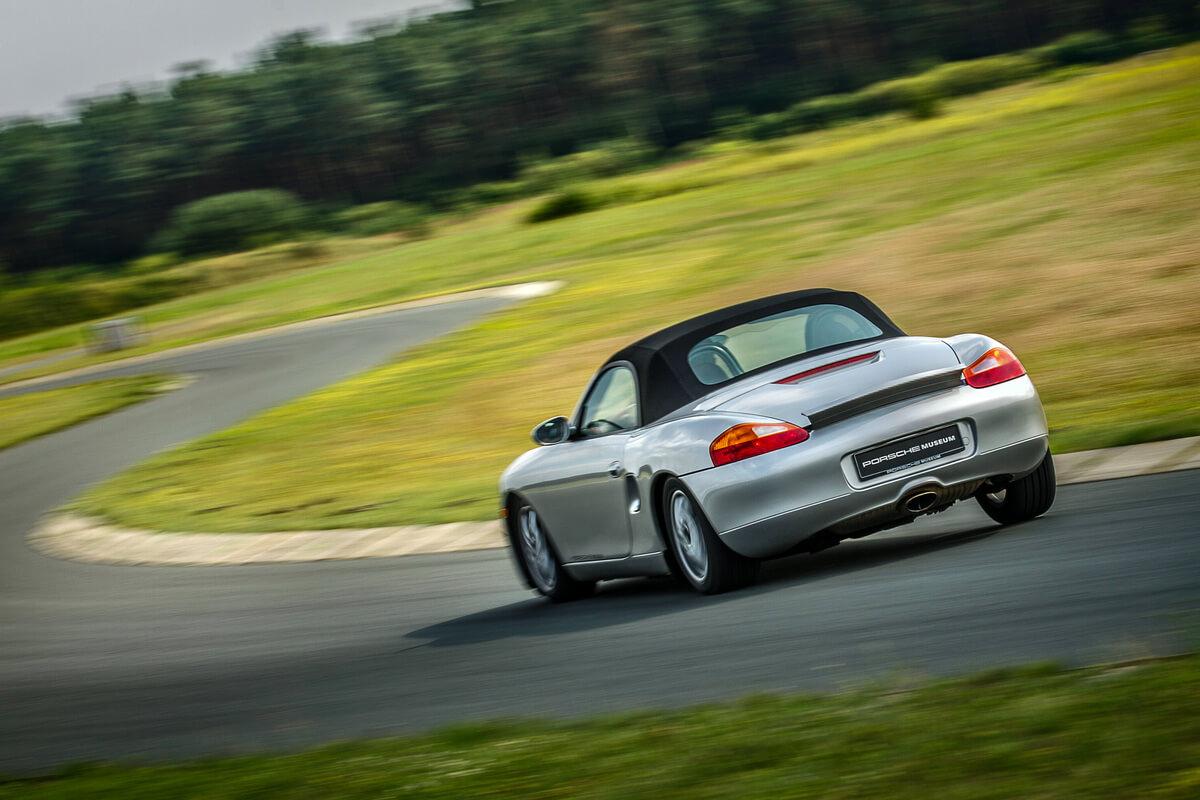 El Porsche Boxster cumple 25 años - Eventos Motor