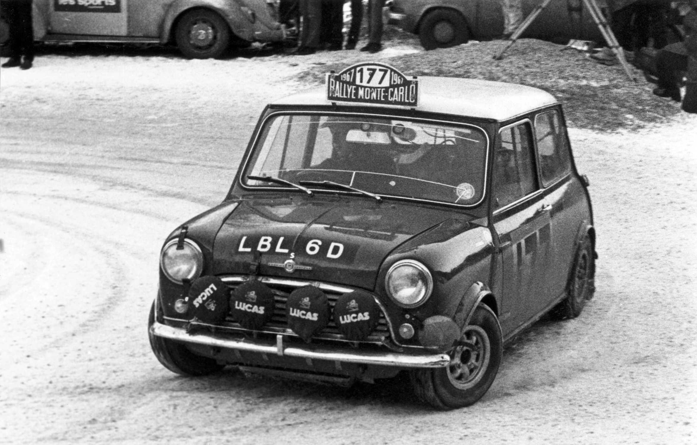 Rauno Aaltonen gana de nuevo el Rallye de Monte Carlo